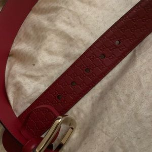 Gucci Accessories - Woman's Gucci belt